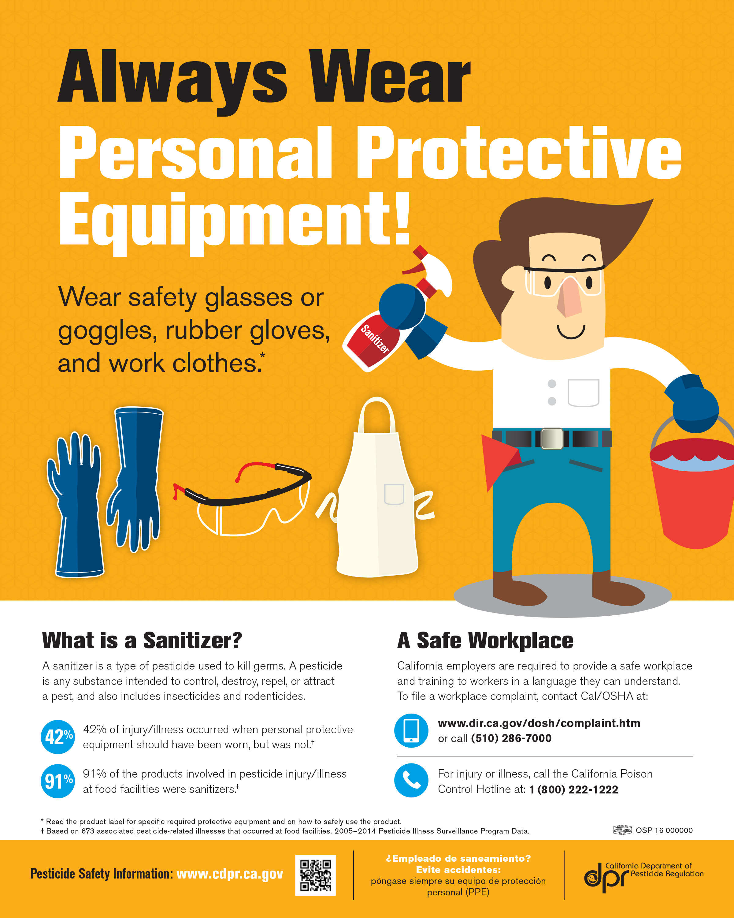 personal protective equipment in safety and Personal protective equipment and safety hazards in the workplace are an unpleasant fact no matter what you do, there is the need for personal protective equipment on many of the jobs you perform.