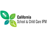 California School and Child Care IPM logo
