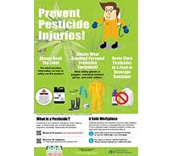 Thumbnail for Pesticide Safety Poster