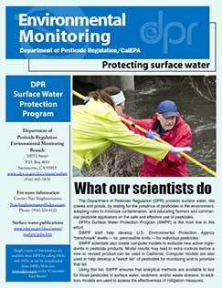 Protecting Surface Water Fact Sheet