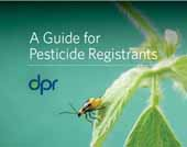 A Guide for Pesticide Registrants