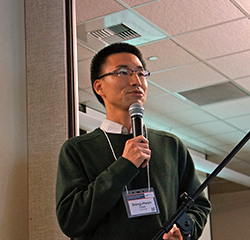 Dong Hwan Choe, of UC Riverside's Entomology Department.