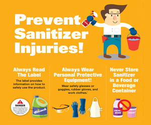 Prevent Sanitizer Injuries! thumbnail